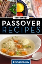 Good Eating's Passover Recipes